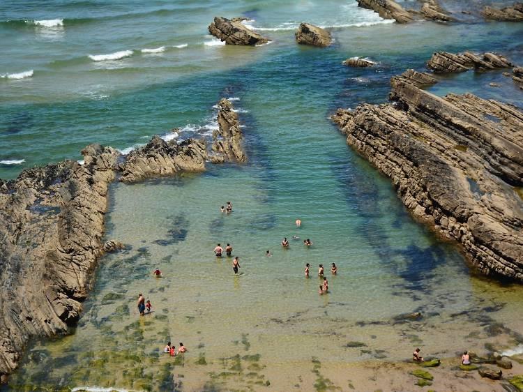 Praia dos Alteirinhos (Odemira)