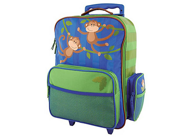 Case in point: the best suitcases for kids