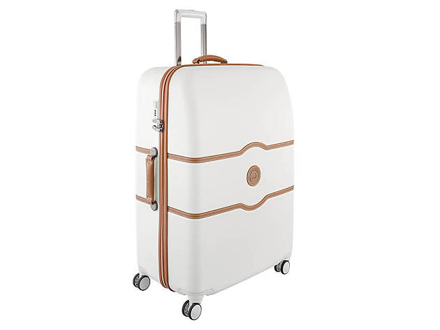 delsey suitcase