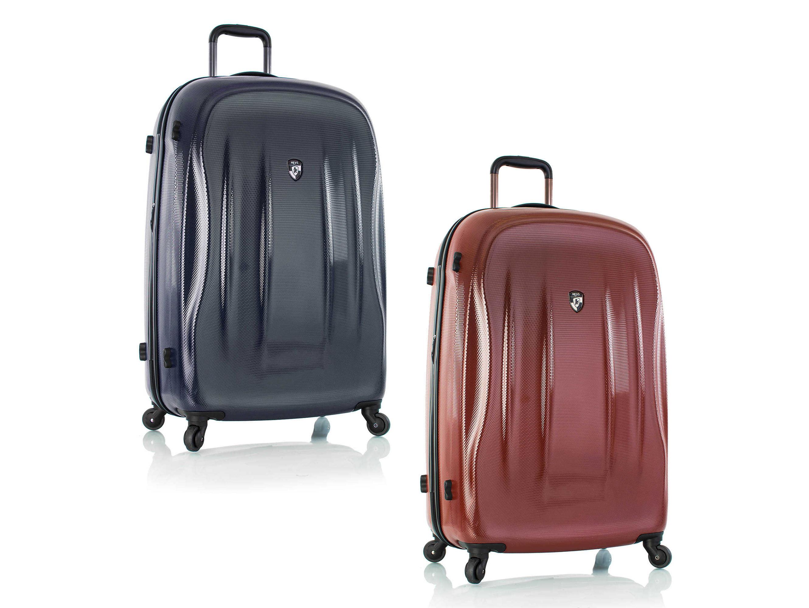 heys suitcases