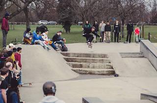 Gurnell Concrete Skatepark and Bowl