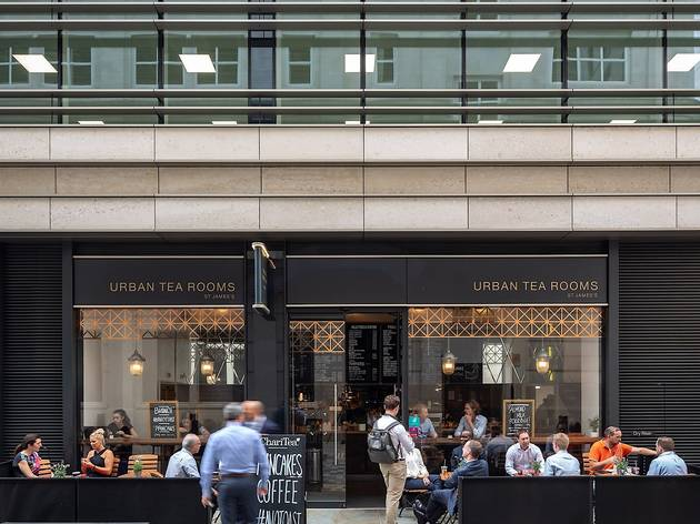 Where to drink at St James's Market