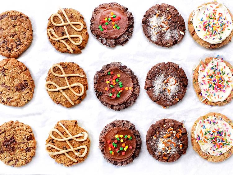The best cookie delivery services in NYC