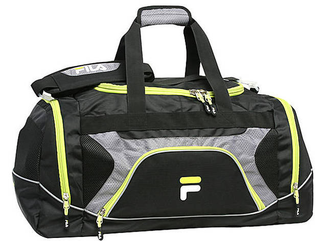 Best gym bags 8 Fila from Ebags