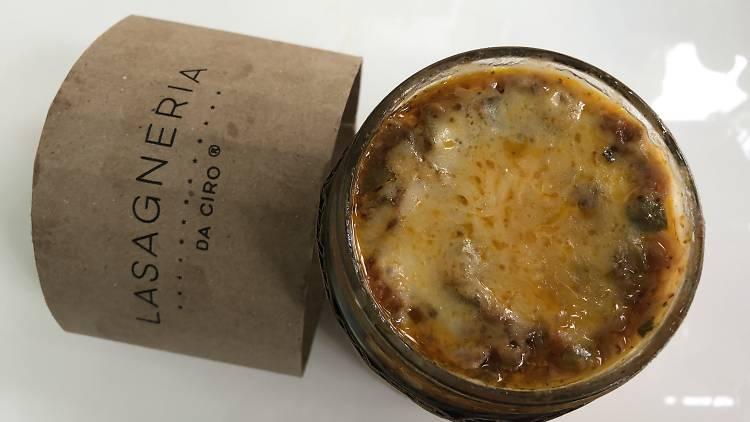 Lasaña de Lasagneria by Da Ciro