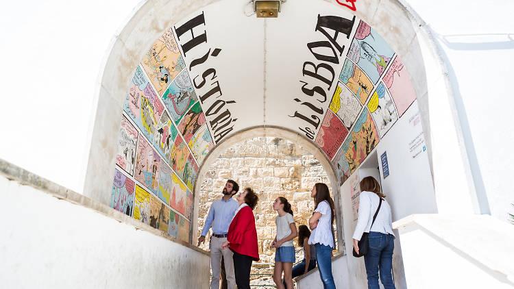 Historia de Lisboa