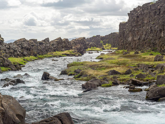 Þingvellir National Park, eitw
