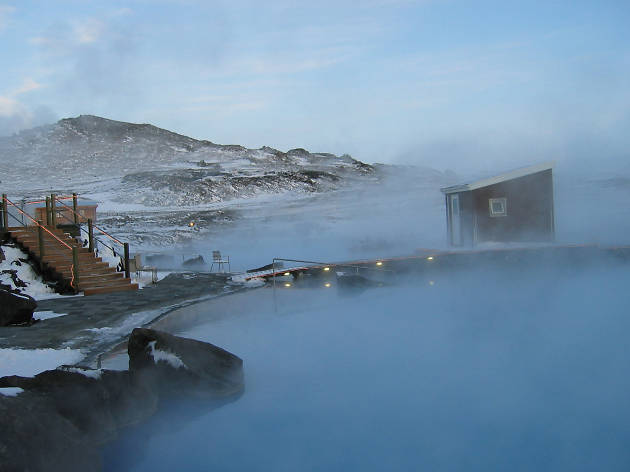 Myvatn Nature Baths, eitw