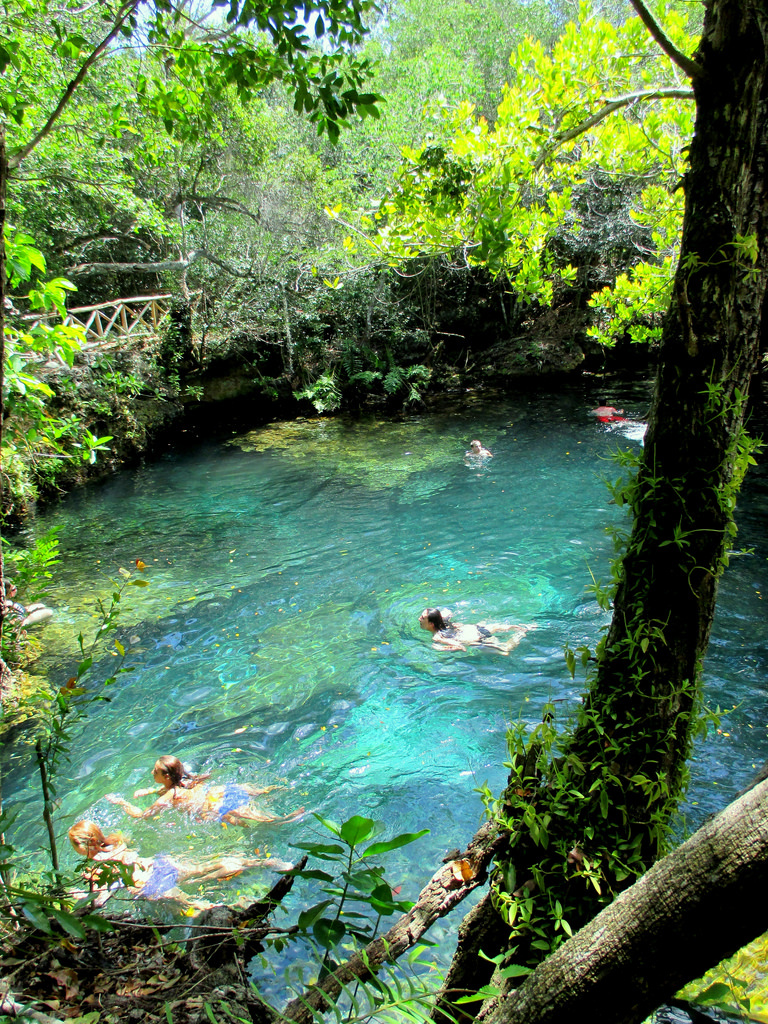 Indigenous Eyes Ecological Park