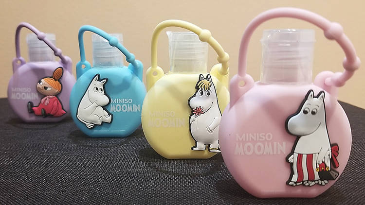 Antibacterial Moomin