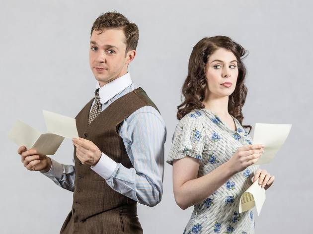 She Loves Me Hayes Theatre 2018 photo supplied