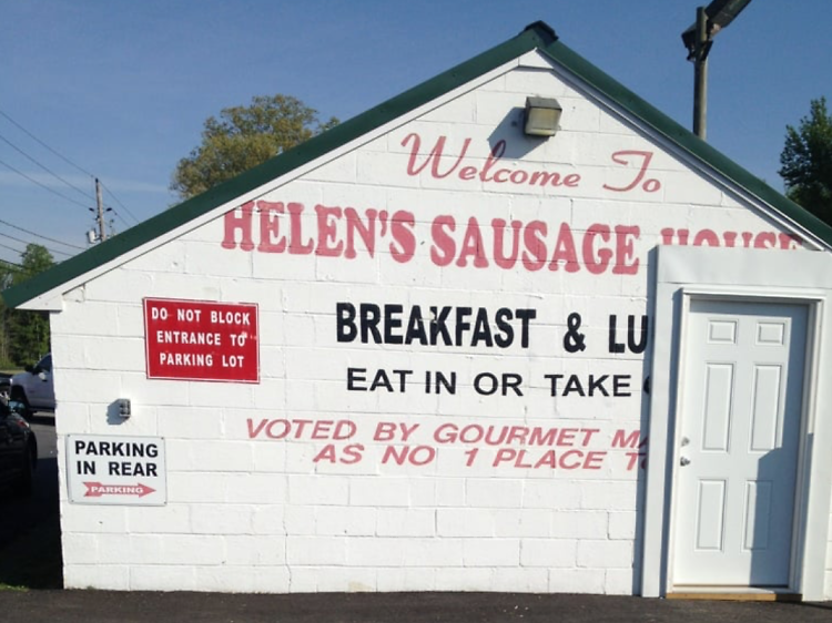 Helen's Famous Sausage House