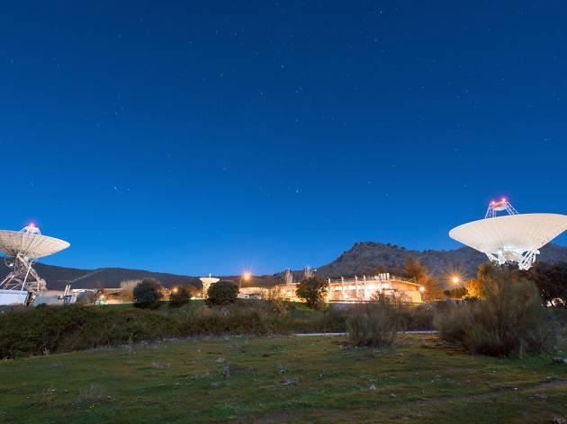 Sede NASA en Robledo de Chavela