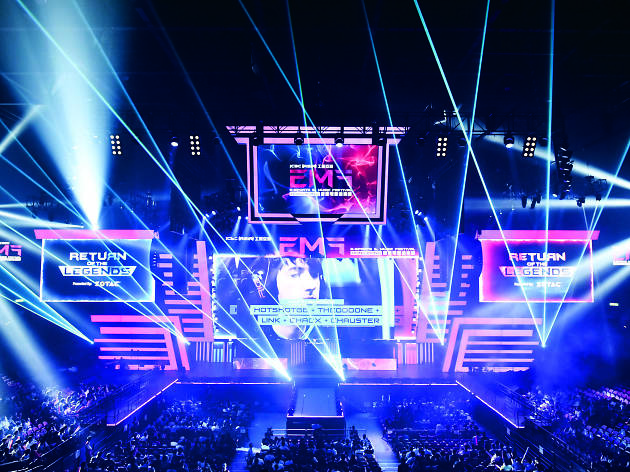 e-Sports & Music Festival Hong Kong