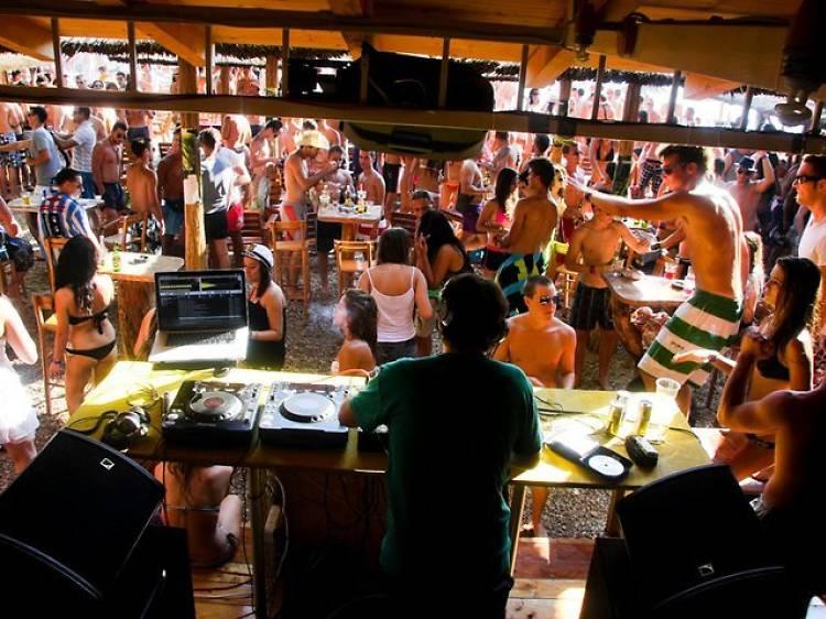 Party in Makarska