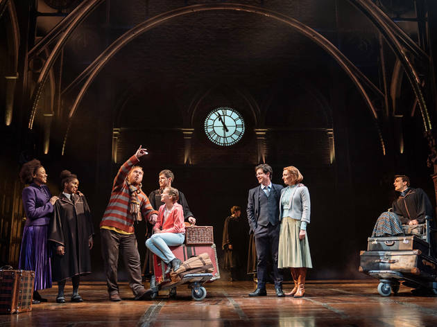 harry potter and the cursed child review palace theatre