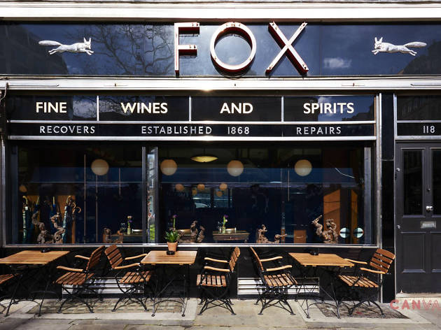 Fox Fine Wines and Spirits