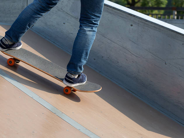 Kimber Skatepark and BMX Track (generic pic)