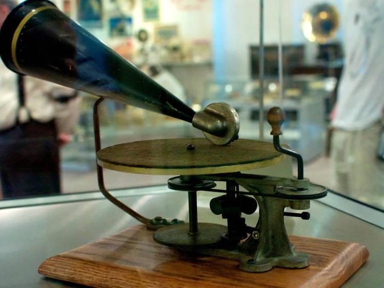 Johnson Victrola Museum
