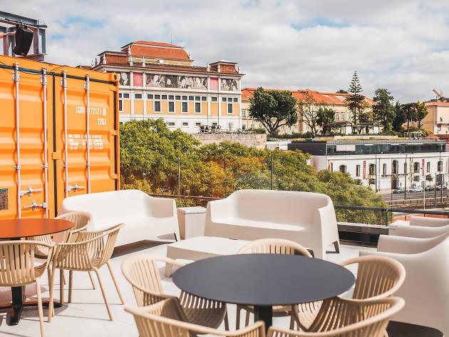 As novas esplanadas em Lisboa