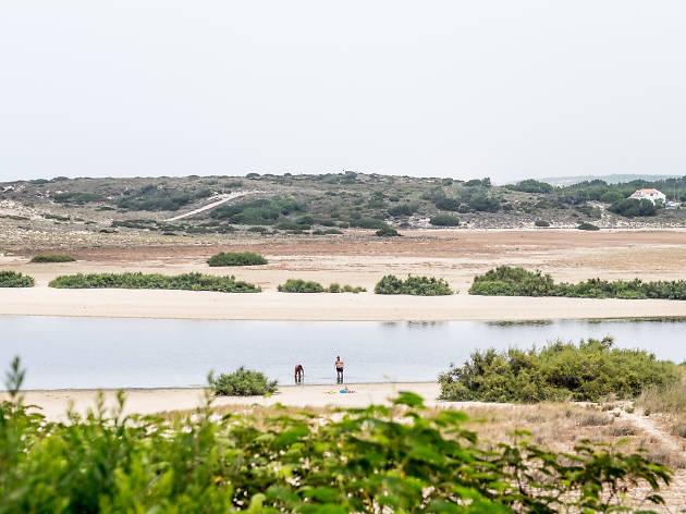 Lagoa de Melides