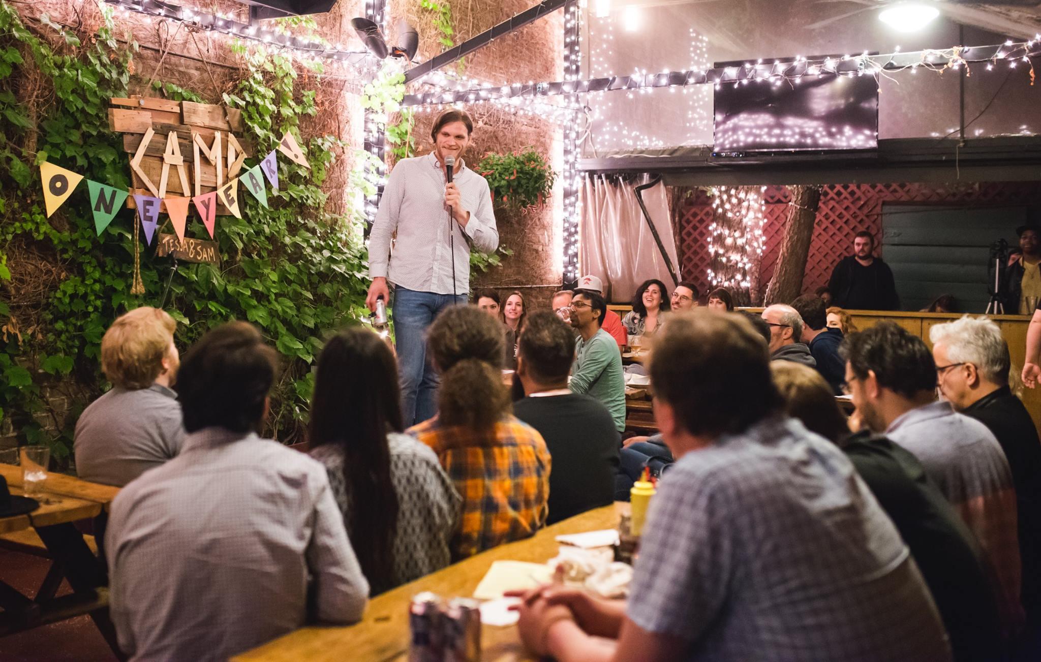 Camp: A Comedy Show