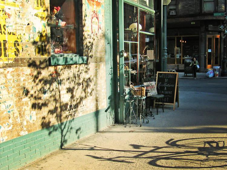 Lower East Side neighborhood guide