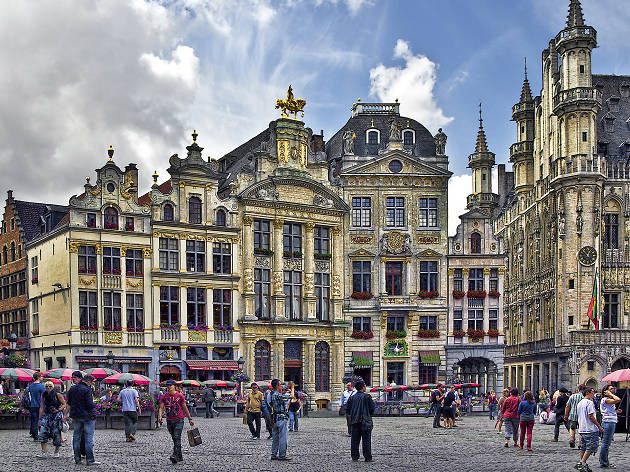 Grand Place, eitw