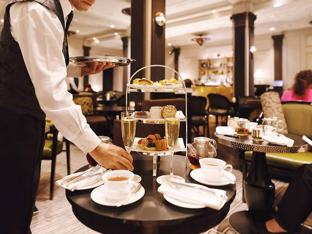 The Pierre afternoon tea