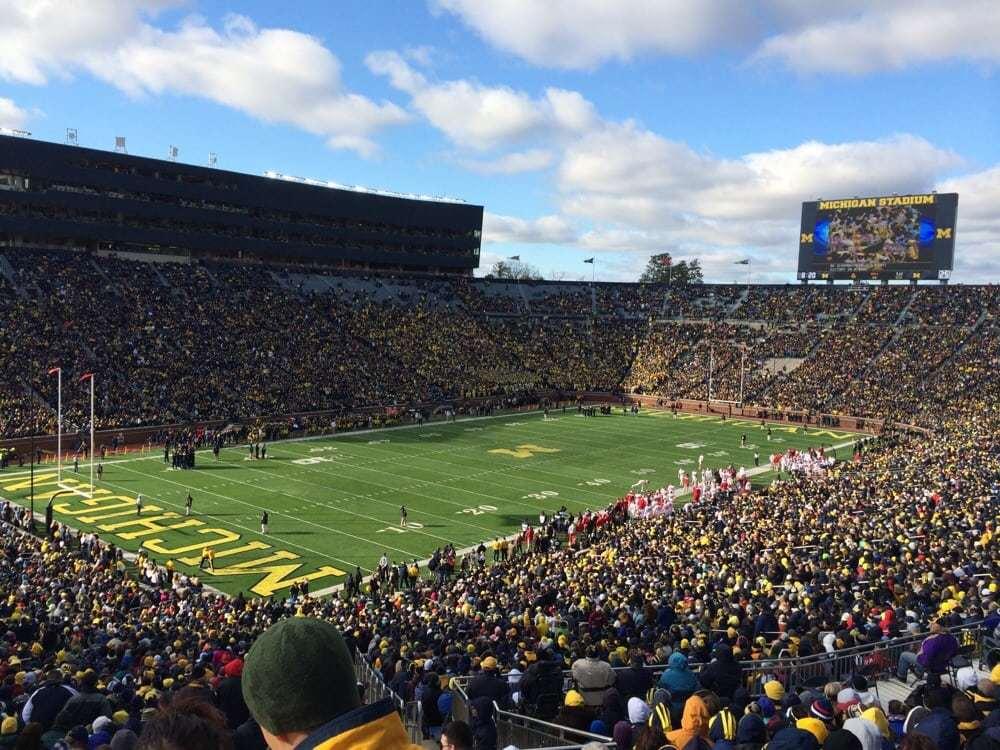 The Big House (Michigan Stadium)