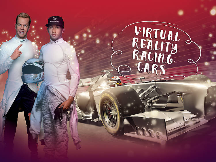 Hit the tarmac in a VR racing game