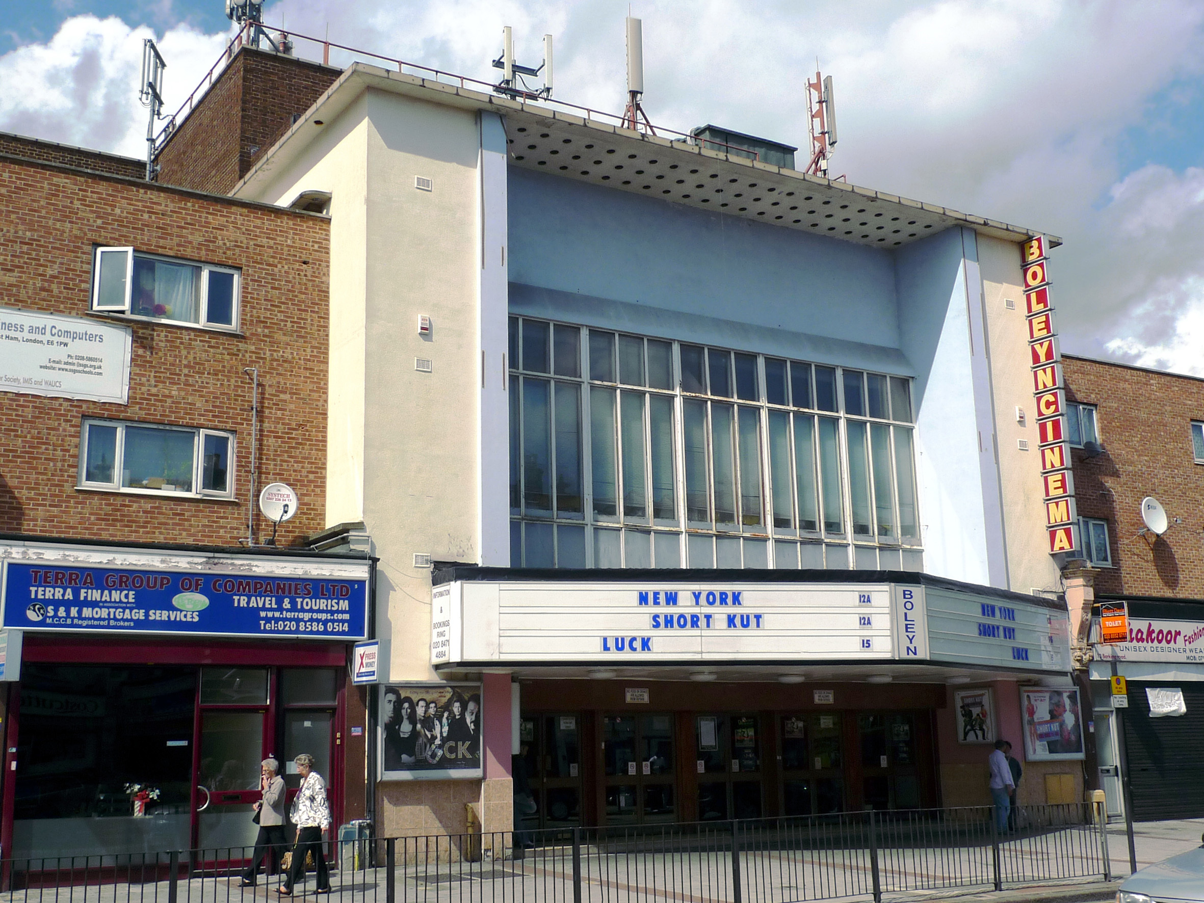 Boleyn Cinema