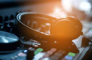 Circa the Club (generic DJ shot)