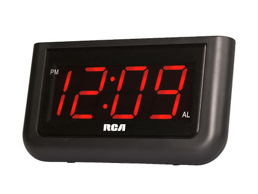 2 Best alarm clocks RCA_qvc