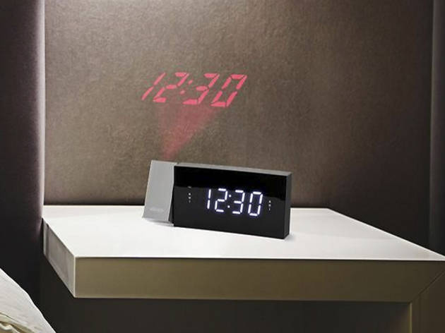 3 Best alarm clocks projection
