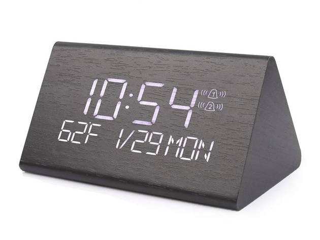 15 Alarm Clocks Guaranteed To Get You Up In The Morning