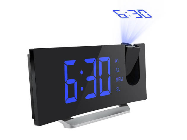 9 Best alarm clocks projection amazon