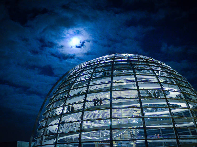 Climb the Reichstag dome