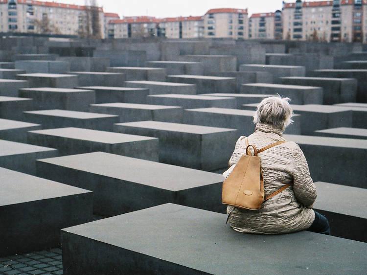 Visit the Holocaust Memorial