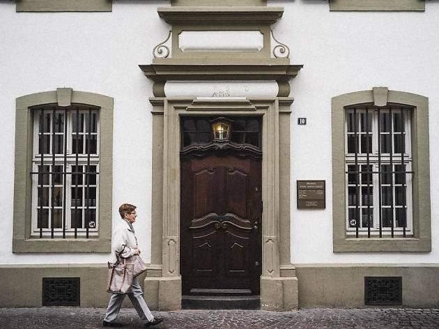Karl Marx's house, eitw