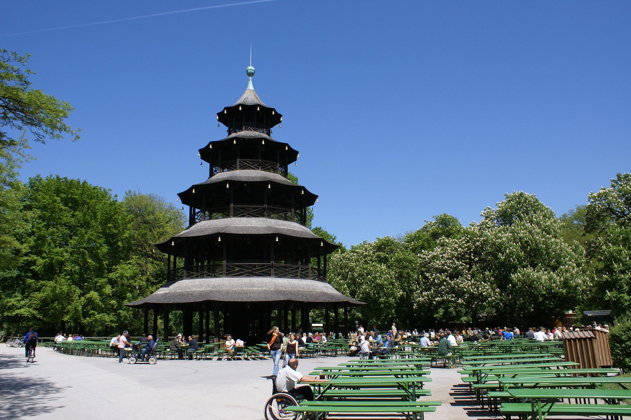 Chinesischer Turm, eitw