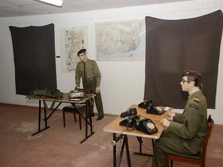 Núcleo Museológico do Posto de Comando do MFA