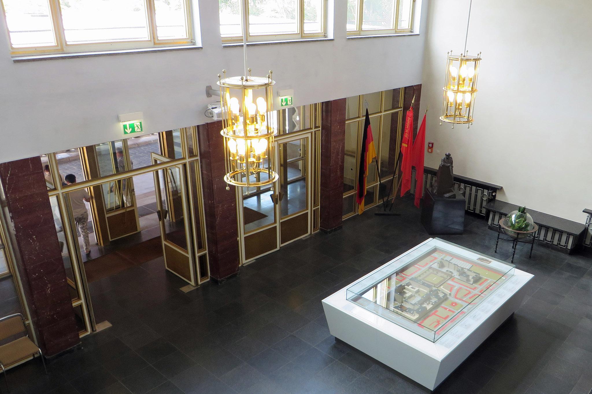 Stasi Headquarters, eitw