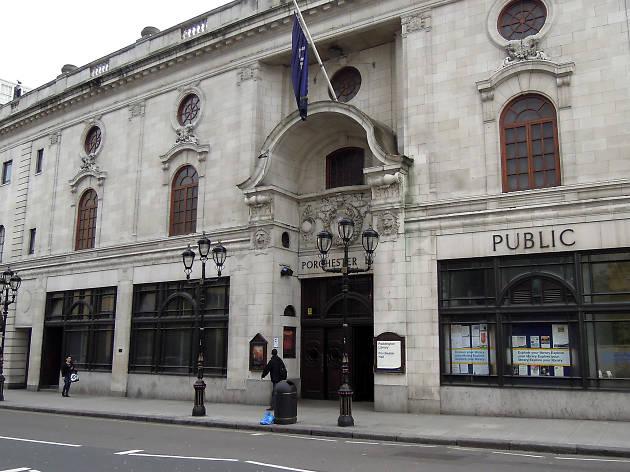 Porchester Hall, London