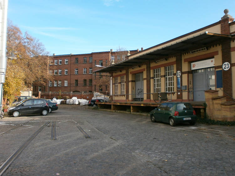 Work a creative web in Leipzig's Baumwollspinnerei