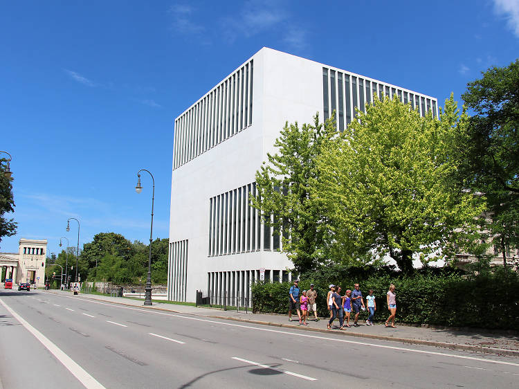 Visit the Munich Documentation Center for the History of National Socialism