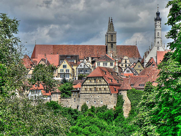 Rothenburg an der Tauber, eitw