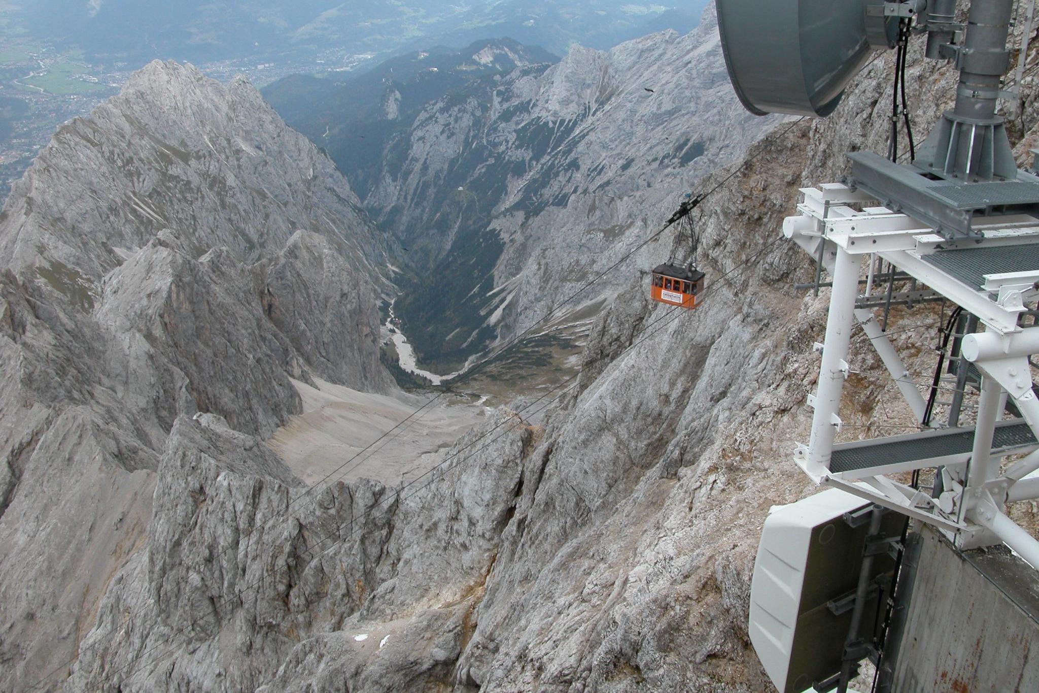 Zugspitze, eitw