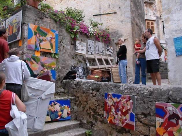 mandrac, mandrać, art, festival, rijeka, opatija, riviera, volosko, street, art, paintings