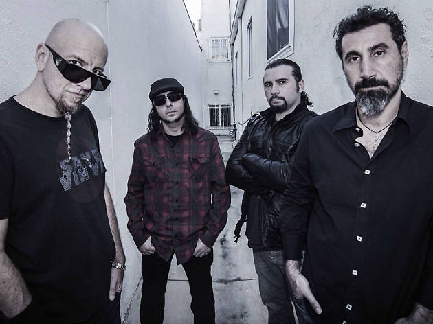System of a Down e Bring Me The Horizon confirmados no VOA – Heavy Rock Festival em 2021